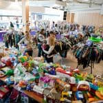 Charlotte fall consignment sales