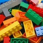 Free LEGO Mini Model Build for kids