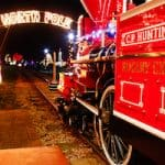 Kannapolis Christmas includes lights, parade, Santa, festival, fireworks, more