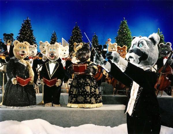 Leonard Bearstein orchestra