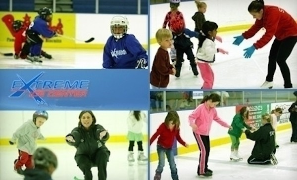 free ice skating lessons Charlotte