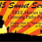 Free outdoor movie in Indian Trail