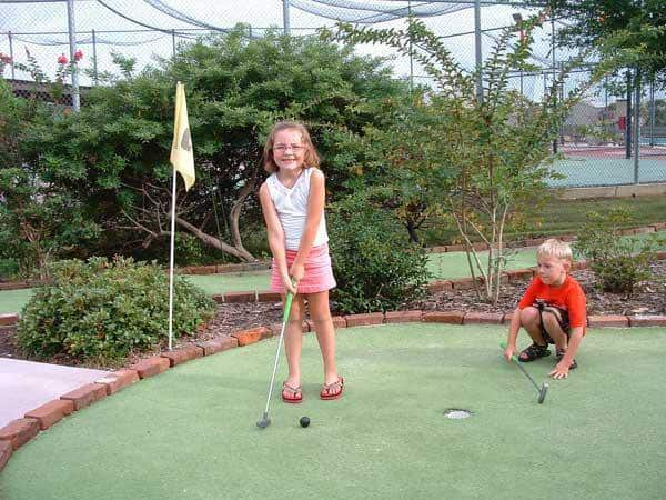 Free Mini Golf For A Year Charlotte On The Cheap