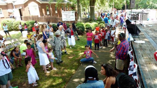 hickory grove parade