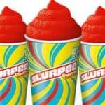 Free Slurpee at 7-Eleven
