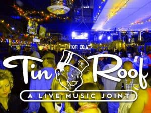 Delightful Tin Roof At The EpiCentre, 210 East Trade Street, Hosts Live Music Several  Nights A Week, With No Cover. The Trick, Though, Is That On Friday And  Saturday ...