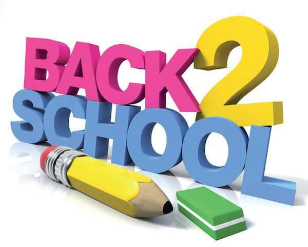 Back To School Festivals With Free School Supplies