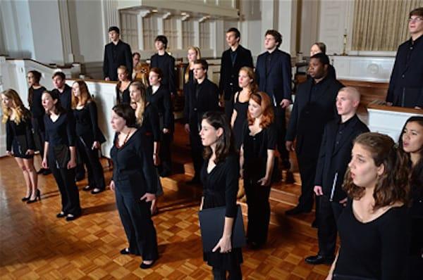 Davidson College Chorale