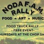 NoDa Food Art Music Rally Thursdays