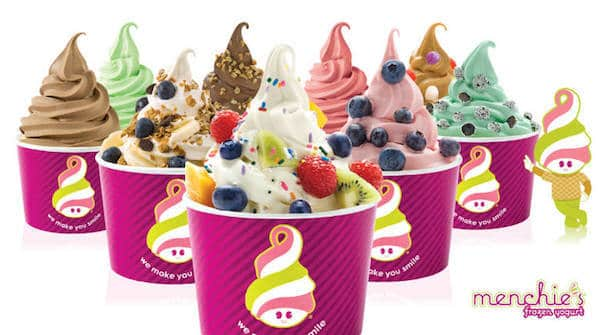 Veterans Day Free Frozen Yogurt At Menchie S For Military