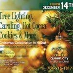 NoDa Tree Lighting Celebration