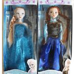 49% off Singing Frozen Anna & Elsa doll set