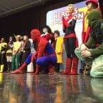 Free: Charlotte MiniCon 2015 comic convention