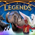 Half price tickets to Ringling Bros. and Barnum & Bailey Circus
