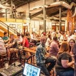 Live music at Heist Brewery