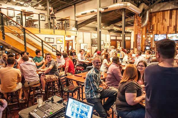 Heist Brewery 2909 North Davidson Street Hosts Live Music Often With No Cover