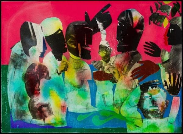 free art music poetry program on romare bearden amp maya