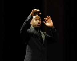 Free: Charlotte Children's Choir concert with Damien Sneed
