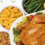 Free extra side with Boston Market meal