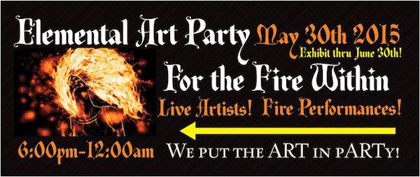 elemental art party