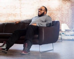 Free concert by gospel singer Marvin Sapp at Concord Mills