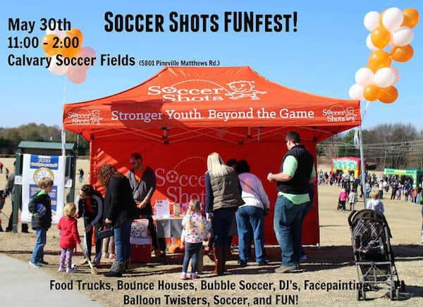 soccer shots funfest