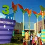 Summer camp activities for kids at Concord Mills