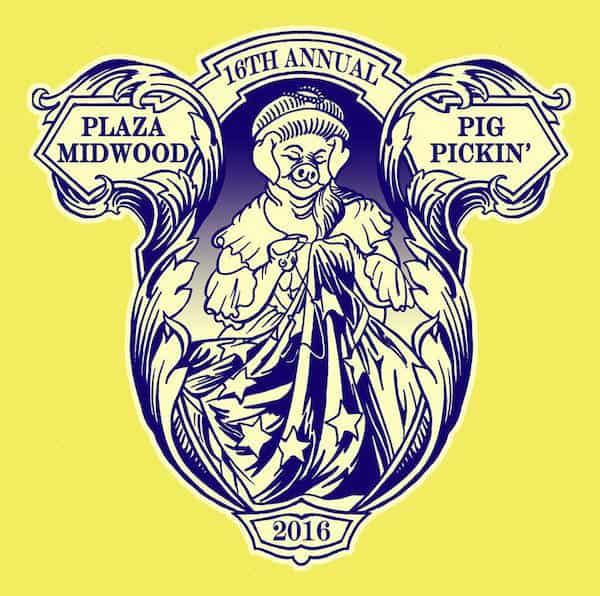 plaza midwood pig pickin