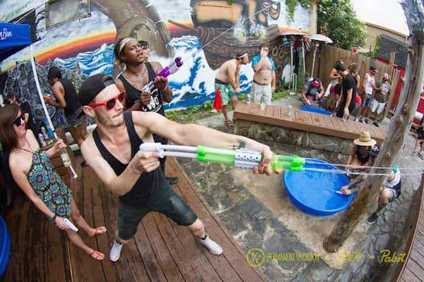 snug harbor squirt day party