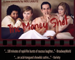 """Win tickets to see """"The Money Shot"""" from Queen City Theatre Company"""