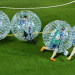 Best birthday party idea ever: Bubble Soccer. Big discount now!