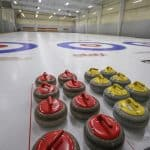 Free to watch: Wheelchair curling competition
