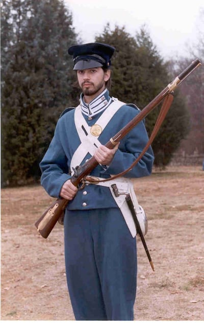 Free 1846 Mexican American War Militia Muster Charlotte