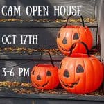 Halloween open house at Charlotte Academy of Music