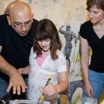 Free: Family Art Making Day at McColl Center