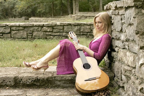Free Concert With Guitarist Muriel Anderson Charlotte On