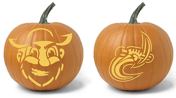 Pumpkin stencils panthers 49ers wildcats more charlotte on the uncc pumpkin pattern yadclub Gallery