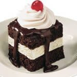 Free hot fudge cake at Shoney's Dec 3