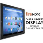 $30 off Amazon Fire HD 10