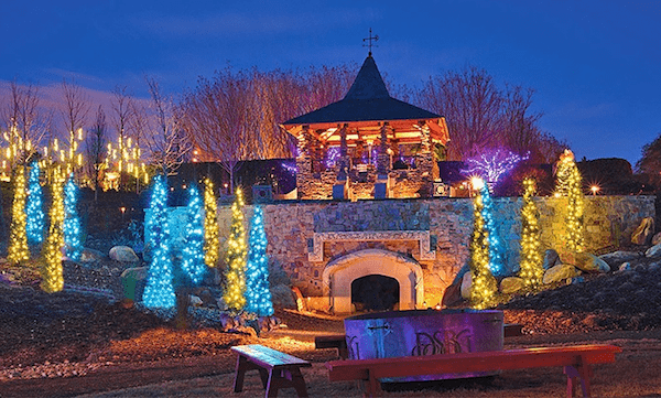 50 off holidays at the garden dec 14 charlotte on the cheap - Daniel stowe botanical garden christmas ...