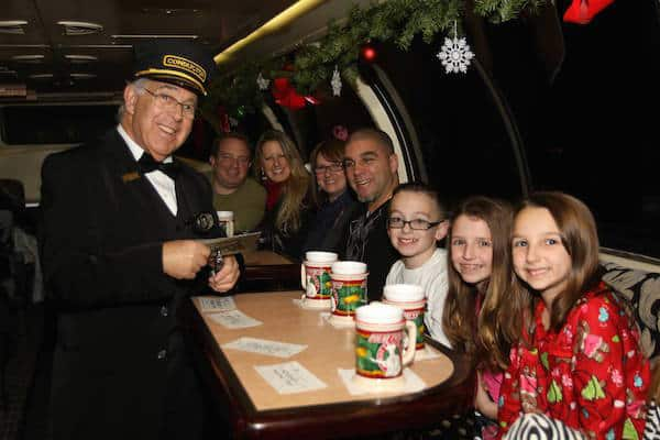25% discount on tickets to Train to Christmas Town