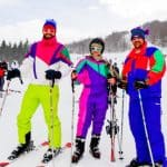 Ski Back in Time During the Totally '80s Retro Ski Weekend