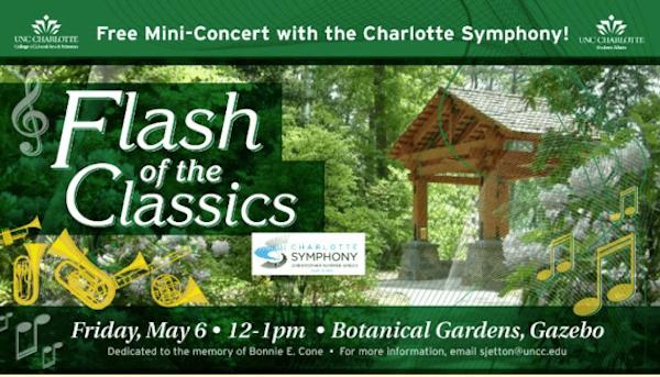 charlotte symphony free concert