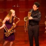 Free tickets to WDAV Young Chamber Musicians Competition