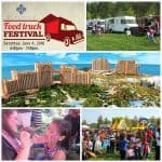 Food truck festival with kids' activities at Berewick Town Center