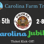 Carolina Jubilee Ticket Kickoff at Primal Brewery