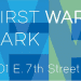 First Ward Friday: live music and games at First Ward Park