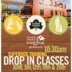 Free dog training classes at Sycamore Brewing