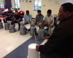 Free Bucket Band lessons with the Charlotte Symphony