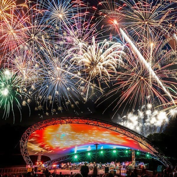 Charlotte Fireworks 4th Of July Parades Festivals More For 2018